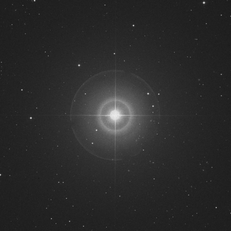 Image of Minelauva - δ Virginis (delta Virginis) star