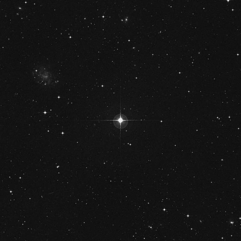 Image of 48 Virginis star