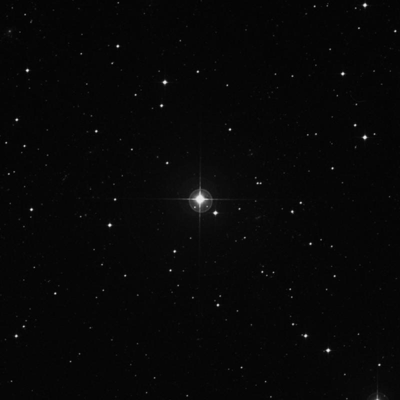 Image of HR535 star