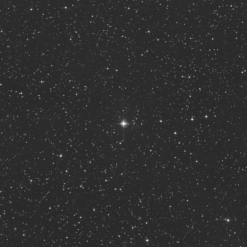Image of HR540 star