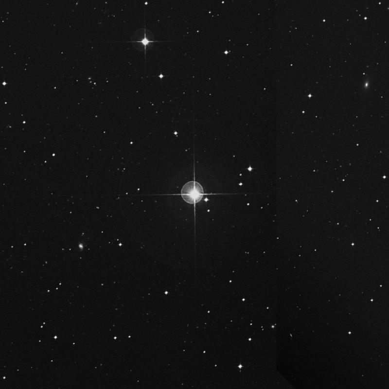 Image of HR547 star