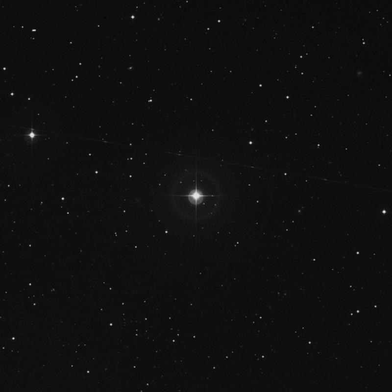 Image of HR578 star