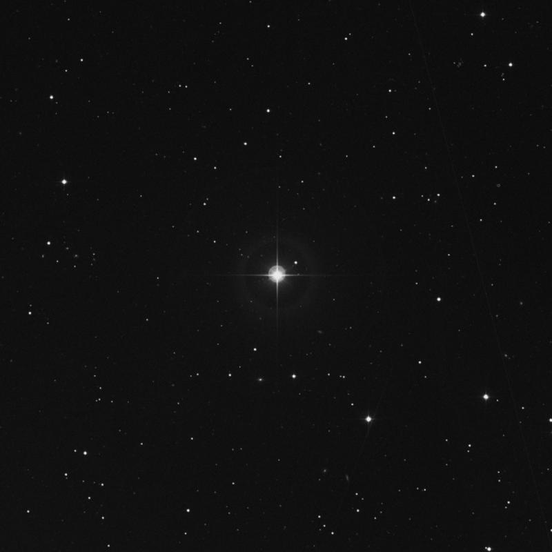 Image of 112 Piscium star