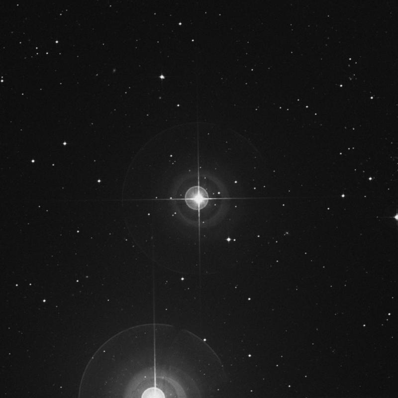 Image of 57 Ceti star