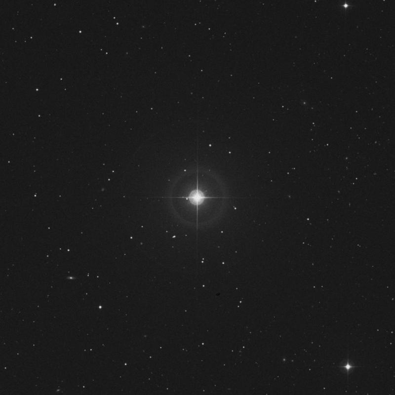 Image of 59 Virginis star