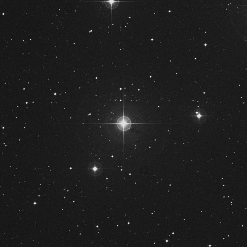 Image of 66 Virginis star
