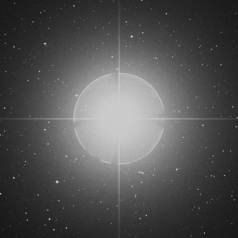 Image of Spica - α Virginis (alpha Virginis) star