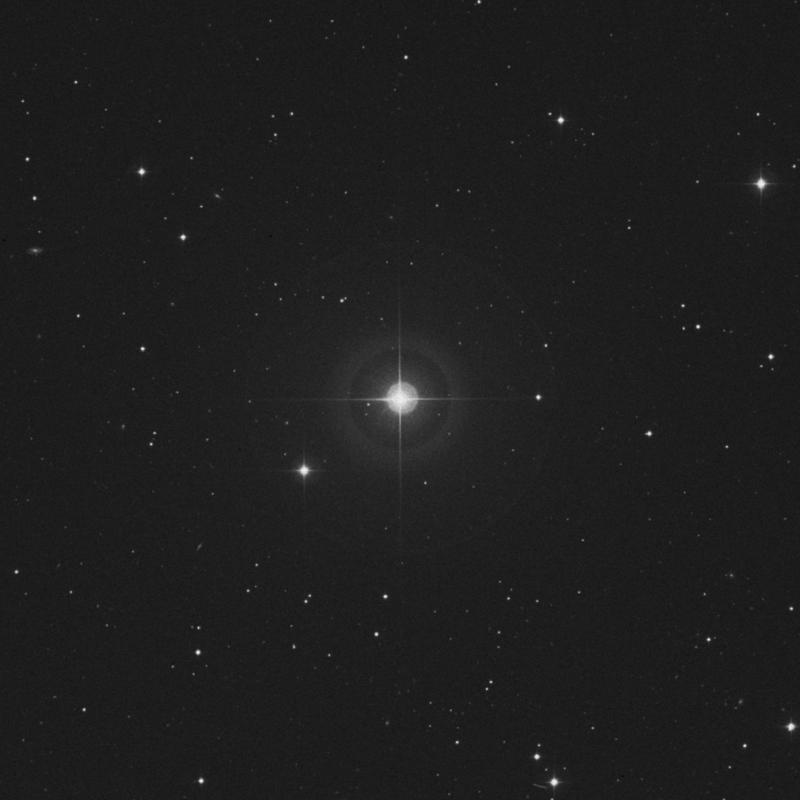 Image of 70 Virginis star