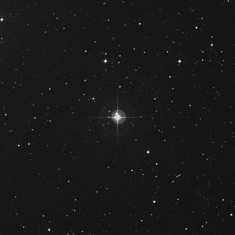 Image of 72 Virginis star