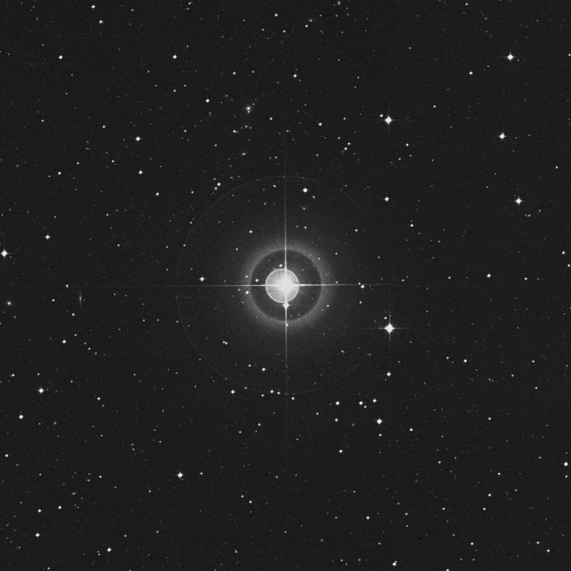 Image of 76 Virginis star