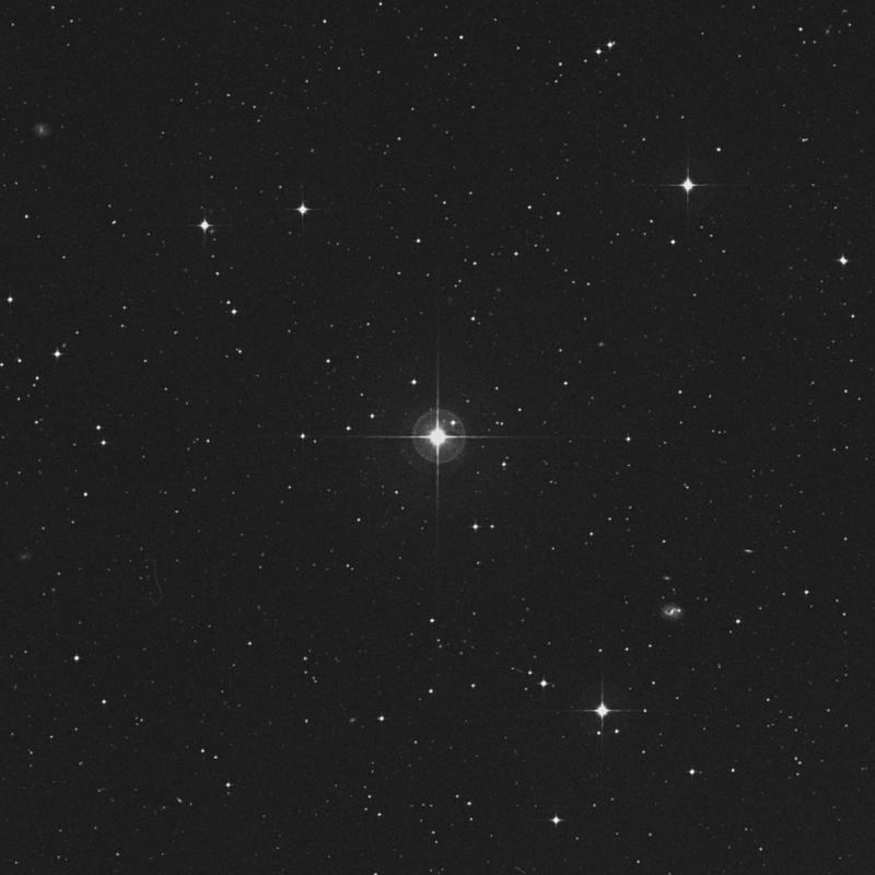 Image of 85 Virginis star