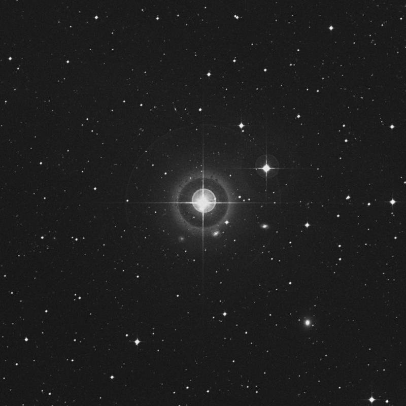 Image of 86 Virginis star