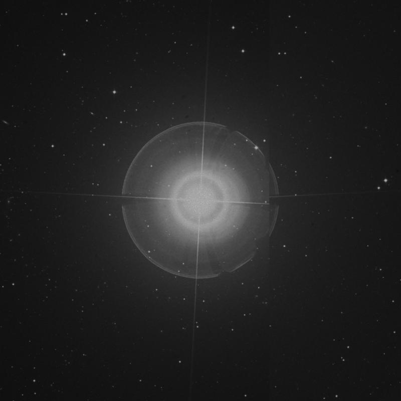Image of Alkaid - η Ursae Majoris (eta Ursae Majoris) star