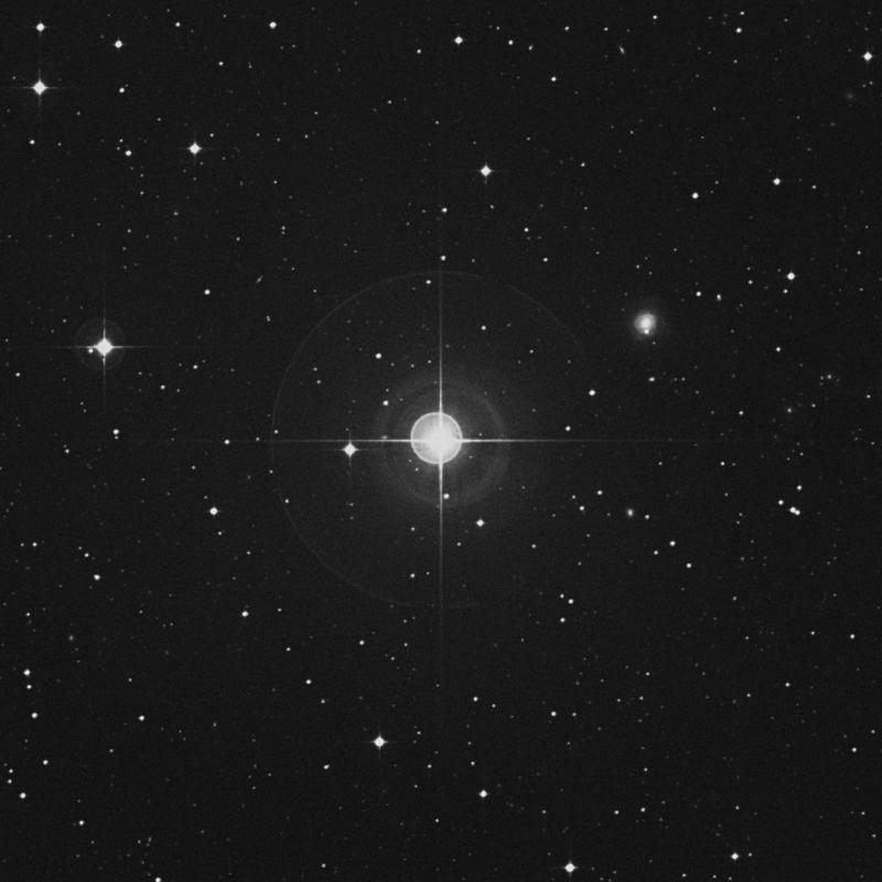 Image of 90 Virginis star