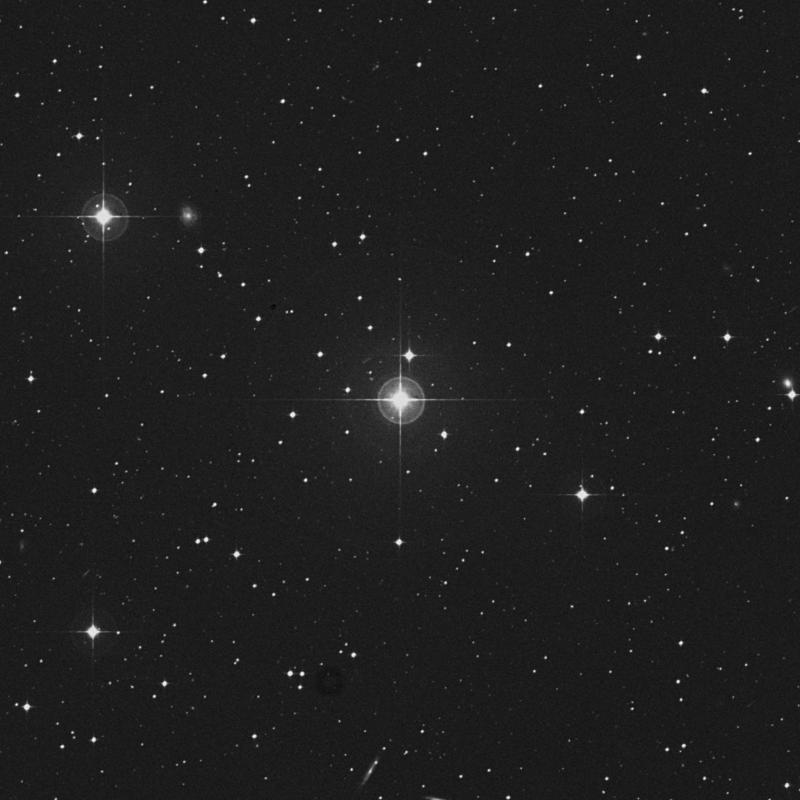 Image of HR5277 star