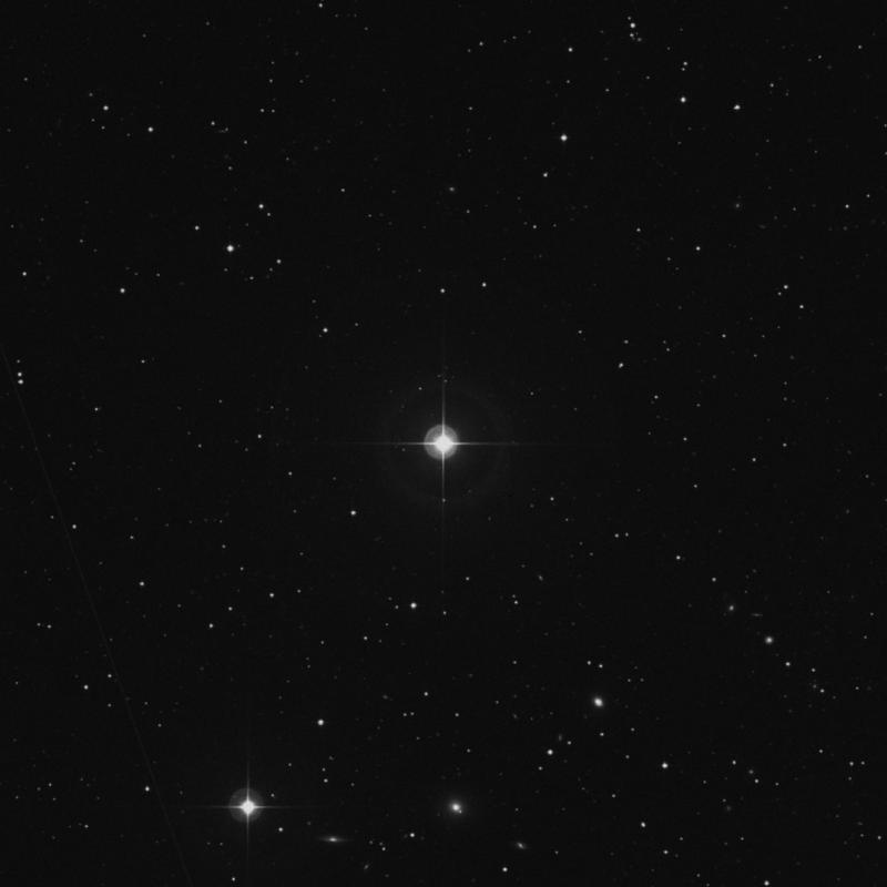 Image of HR5331 star