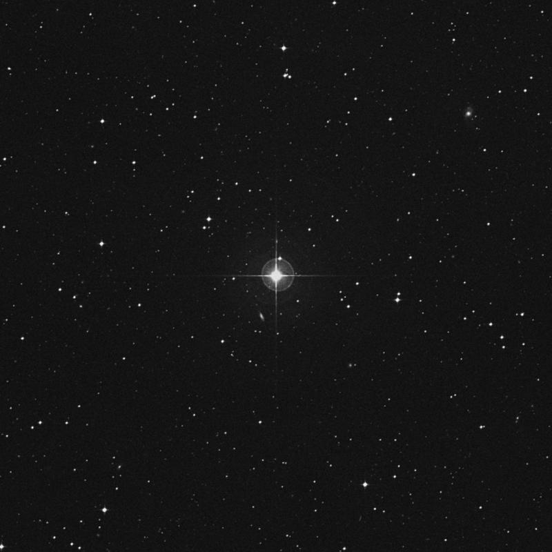 Image of 104 Virginis star