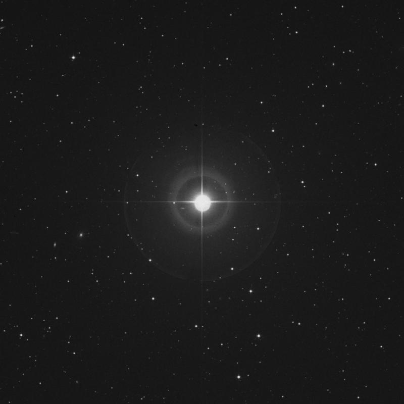 Image of 109 Virginis star