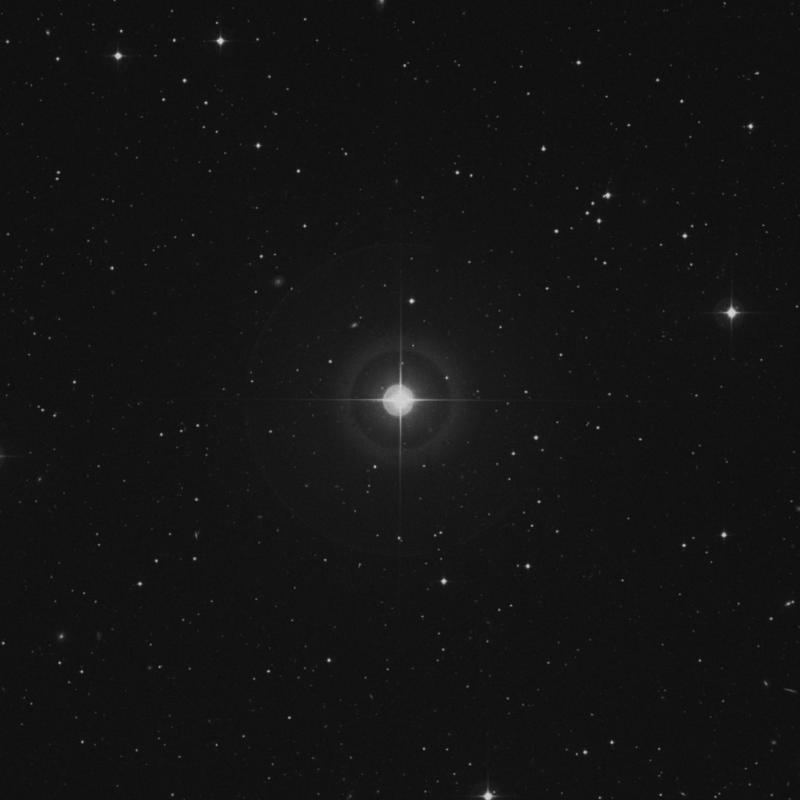 Image of 3 Serpentis star