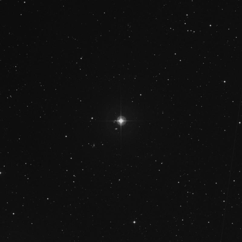 Image of υ Serpentis (upsilon Serpentis) star