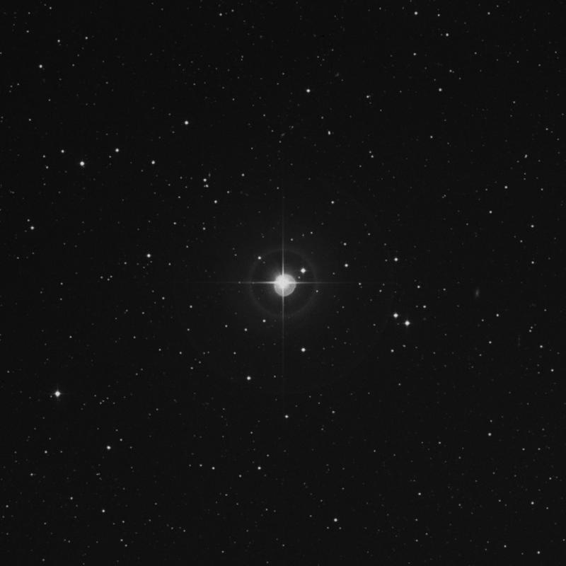 Image of ω Serpentis (omega Serpentis) star