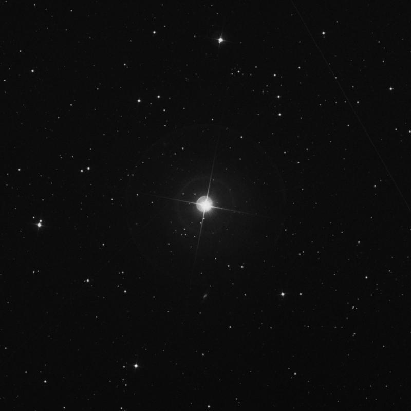 Image of ζ Ursae Minoris (zeta Ursae Minoris) star