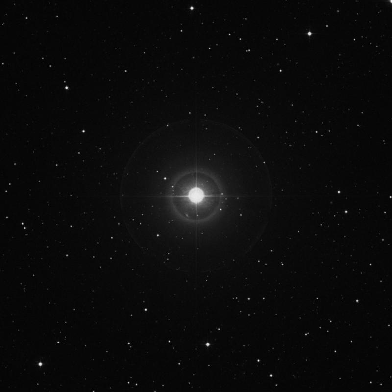 Image of 2 Herculis star