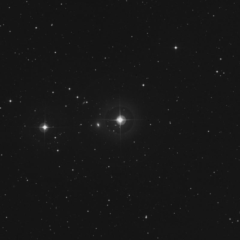 Image of 10 Arietis star