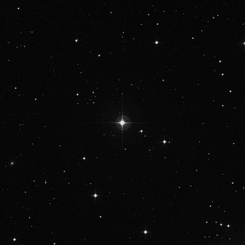 Image of HR606 star