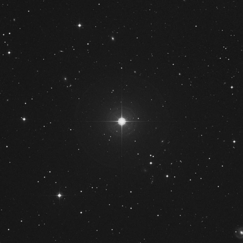 Image of 60 Ceti star