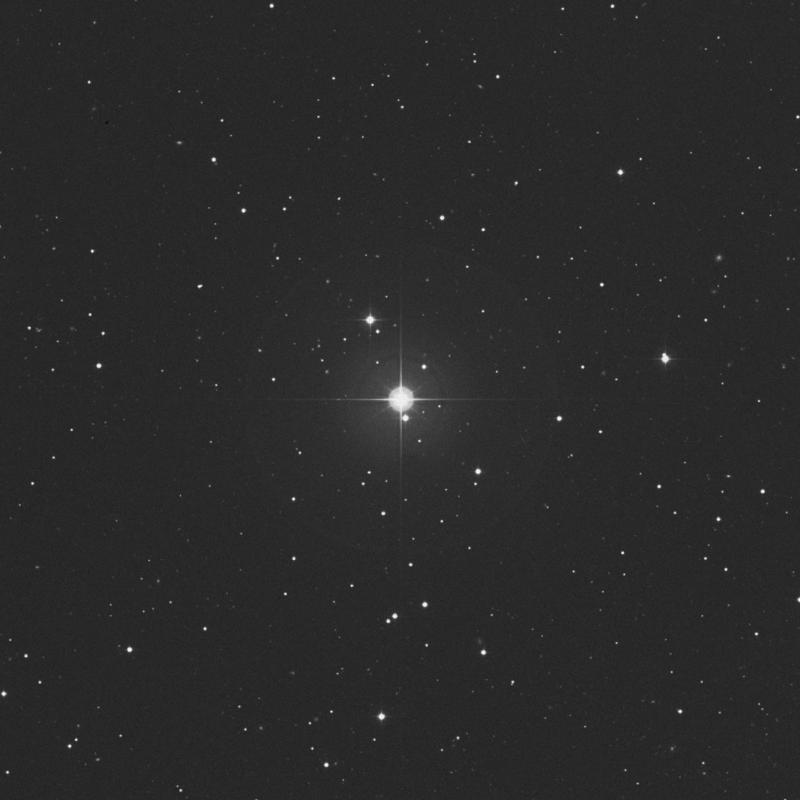 Image of 61 Ceti star