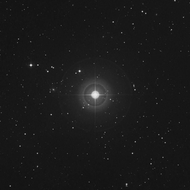 Image of 15 Arietis star