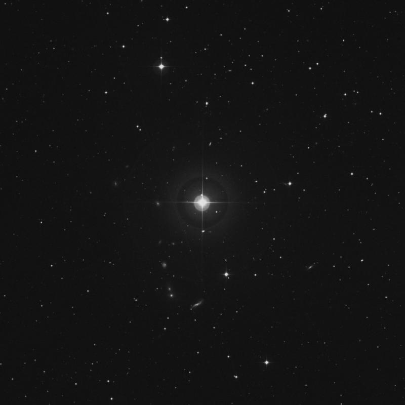 Image of 16 Arietis star
