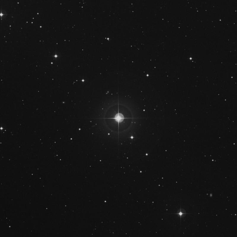 Image of 64 Ceti star