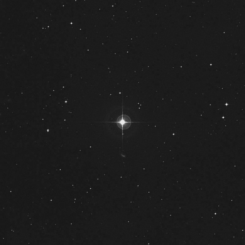 Image of HR638 star