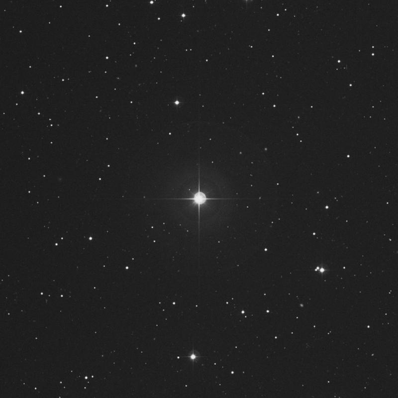 Image of 63 Ceti star
