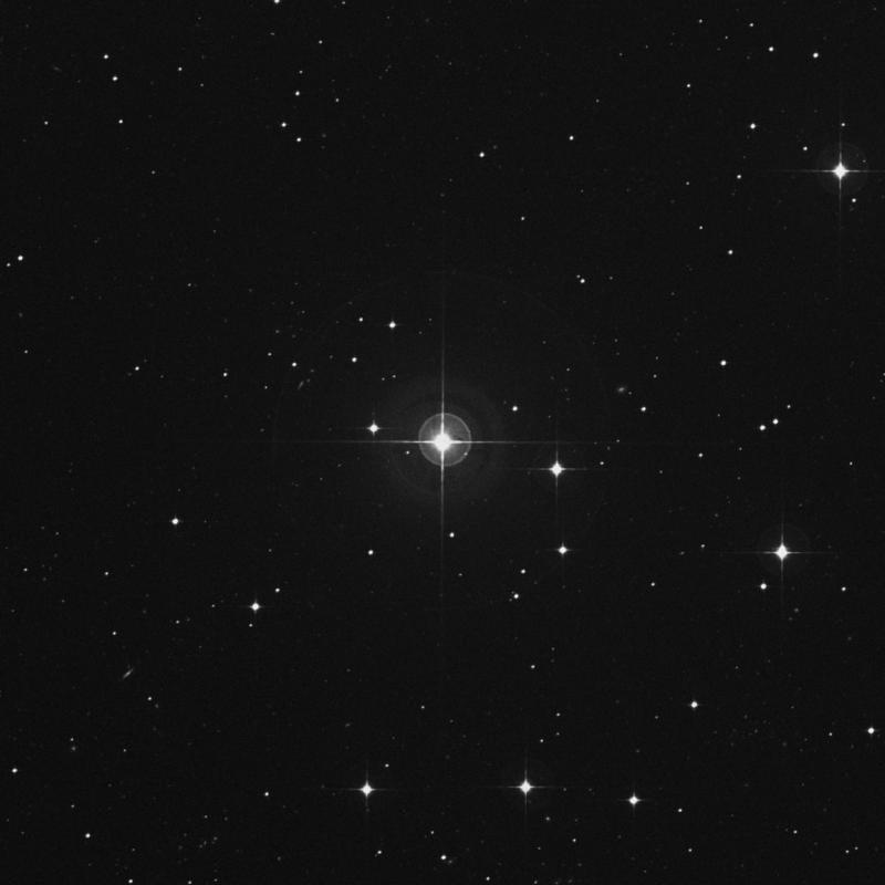 Image of HR651 star