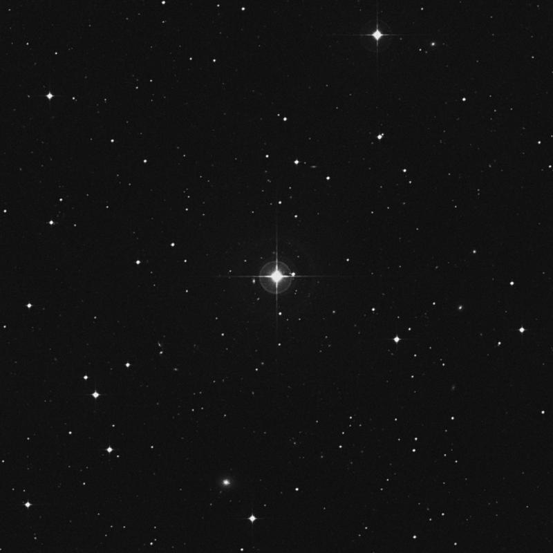 Image of HR684 star