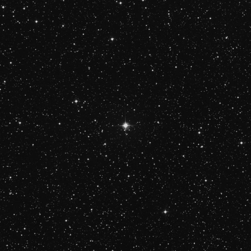 Image of 10 Persei star