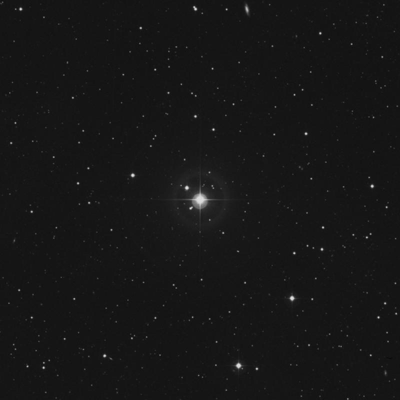Image of HR6005 star