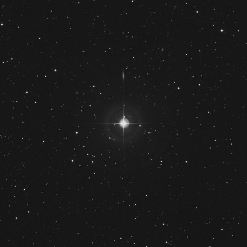 Image of 16 Herculis star