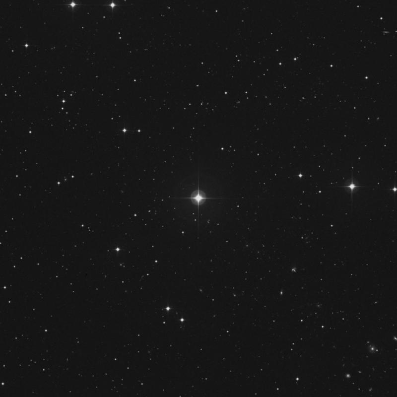 Image of 34 Herculis star