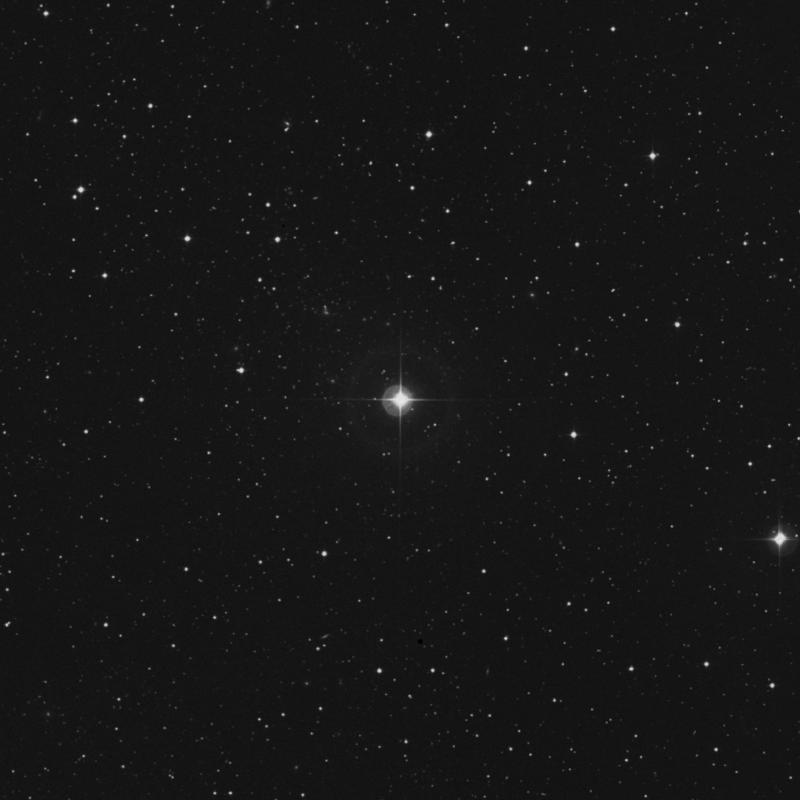 Image of 28 Herculis star