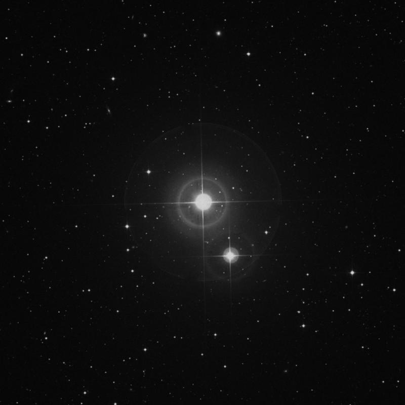 Image of 42 Herculis star