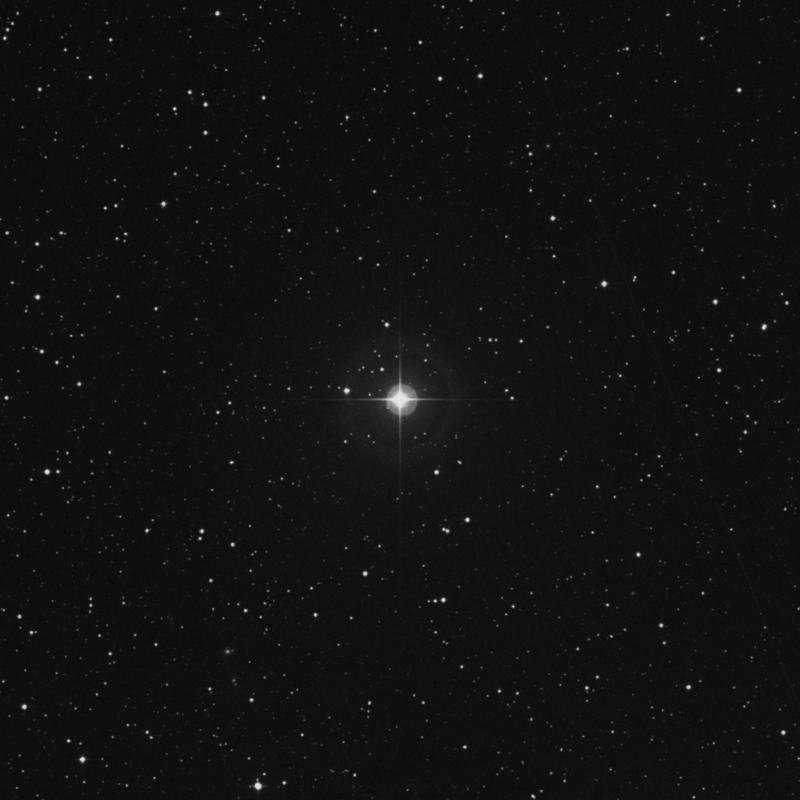 Image of 45 Herculis star