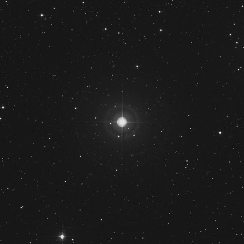 Image of 50 Herculis star
