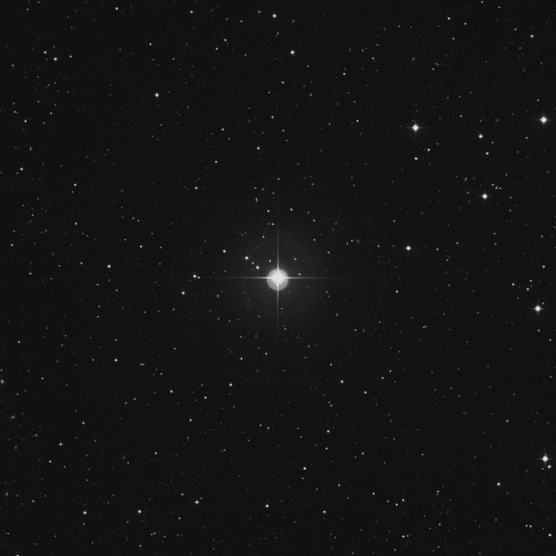 Image of 53 Herculis star