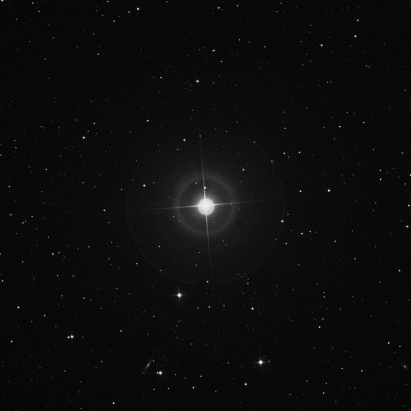 Image of ε Ursae Minoris (epsilon Ursae Minoris) star