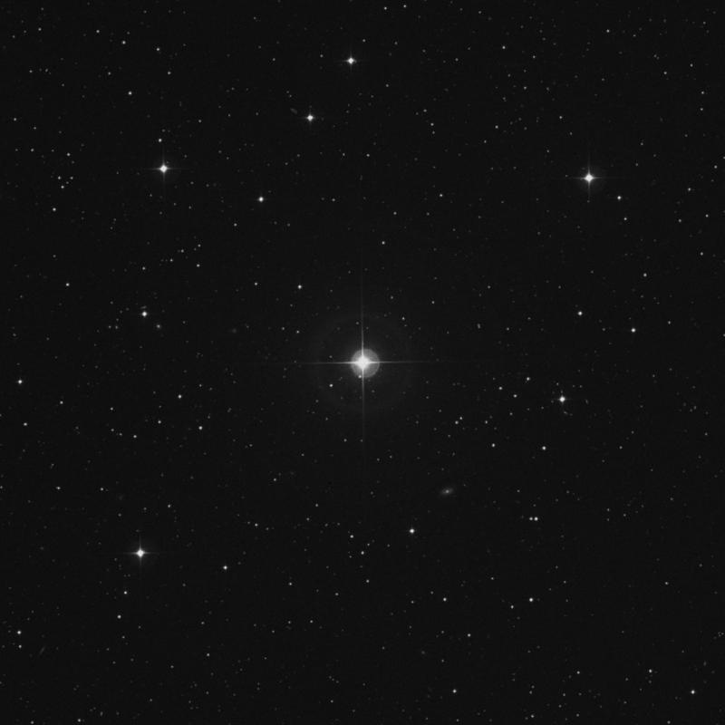 Image of HR6333 star