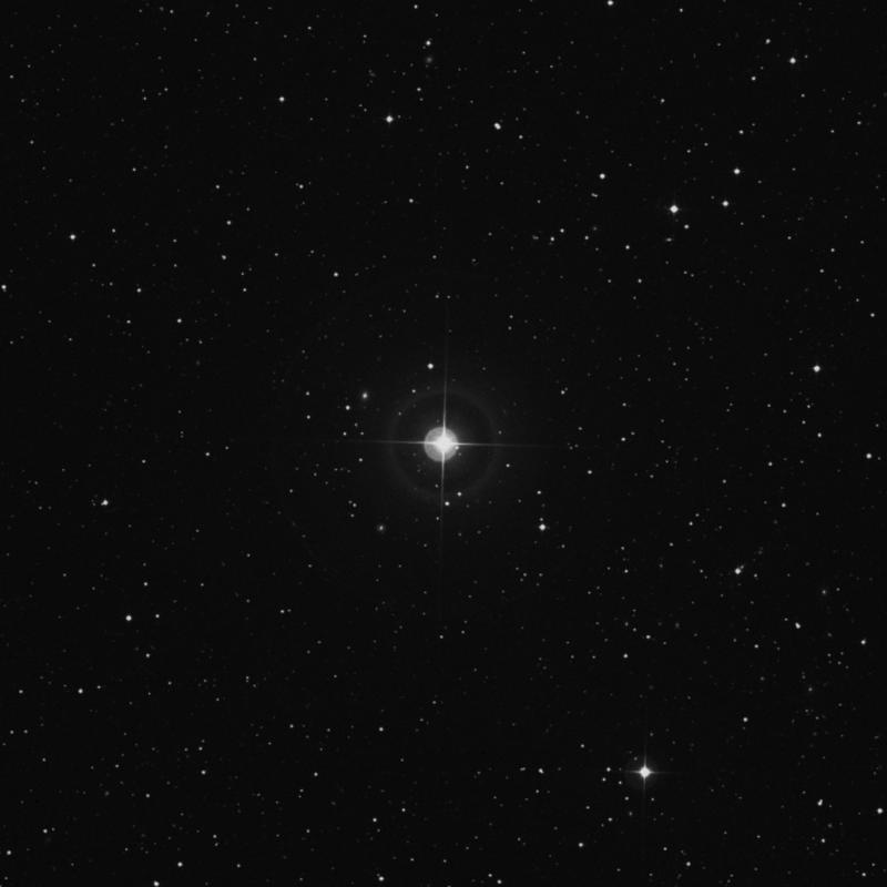 Image of 61 Herculis star